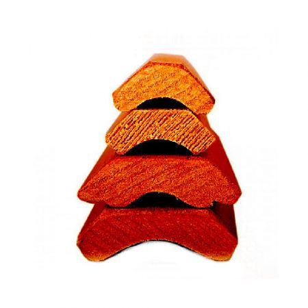 Плинтус, наличник, раскладка из канадского кедра